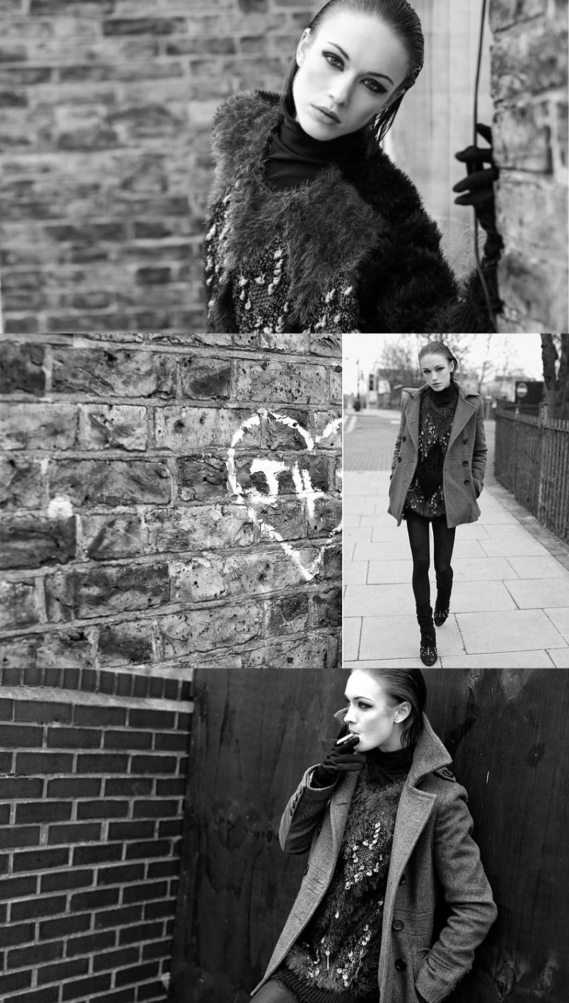 Dec 11, 2009 Alberto Buzzanca London street shoot