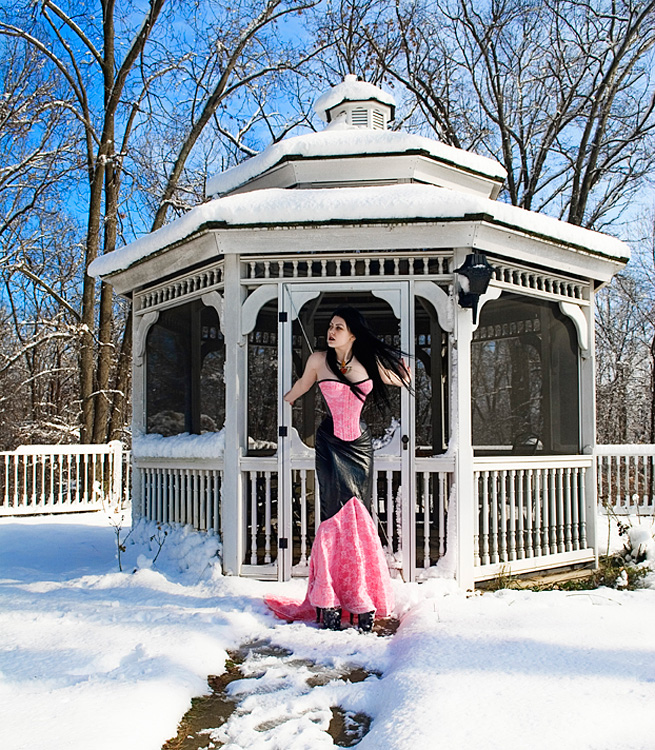 Leesburg, VA Dec 12, 2009 Red Sky Photography