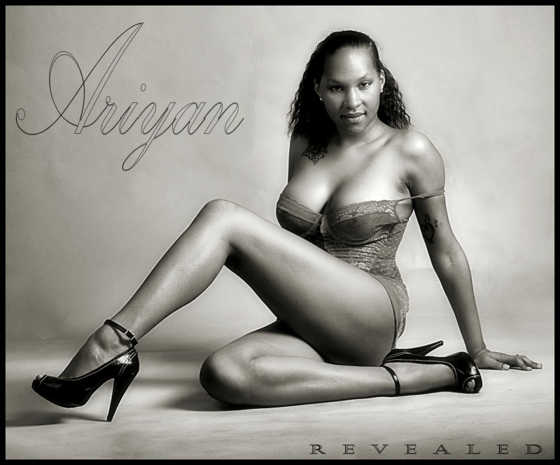 Female model photo shoot of Ariyan by REVEALED Photography in Baltimore, Maryland