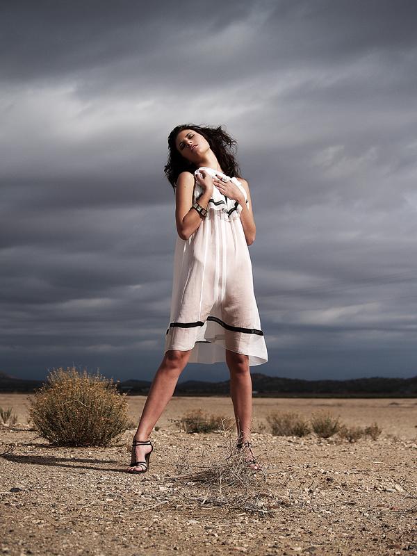 Phoenix, AZ Dec 13, 2009 copyright © 2010 Precision Light + Chaos Jade stirs up some heavy weather in the desert.