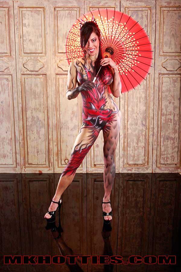 studio Dec 14, 2009 MKARTS  the dragon