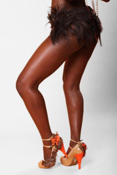 Female model photo shoot of Shanice S Jones in Brooklyn, New York