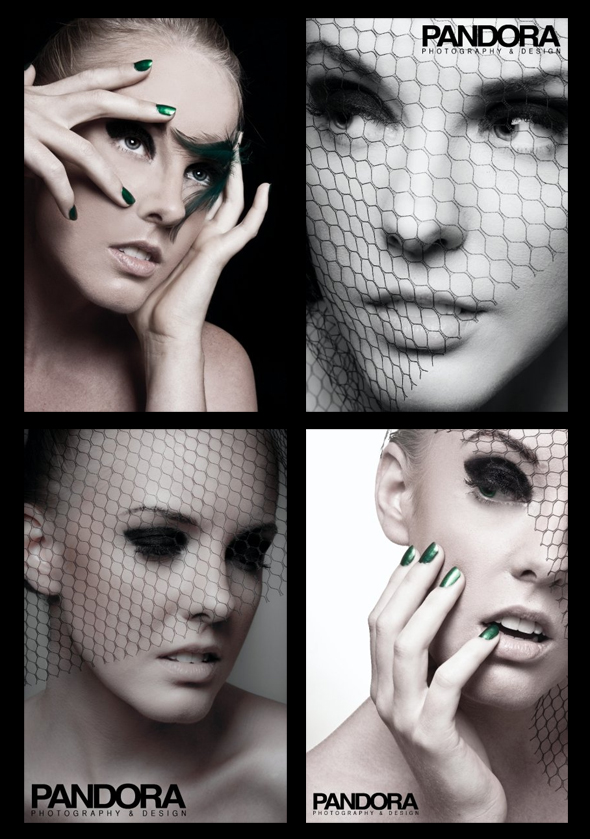 Dec 14, 2009 Photography,Makeup,hair,retouch: Pandora Photography  /  Model: Me