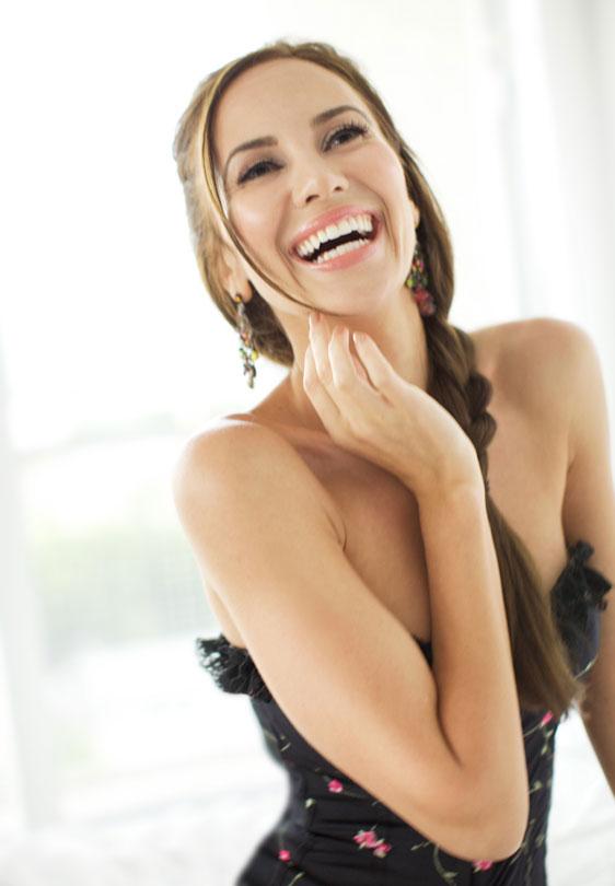 Dec 14, 2009 Andres Hernandez, Hair+Make Up--Patricia Tromboli