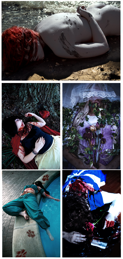 Dec 15, 2009 E.M Cingari  The Deaths of The Disney Princesses