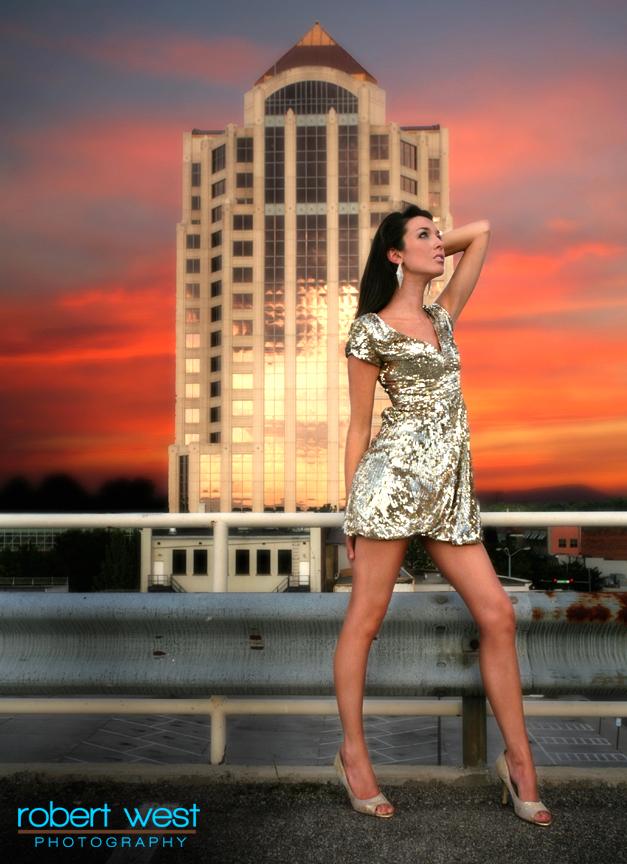 Roanoke, VA Dec 15, 2009 © 2009 Robert West Photography Alyce