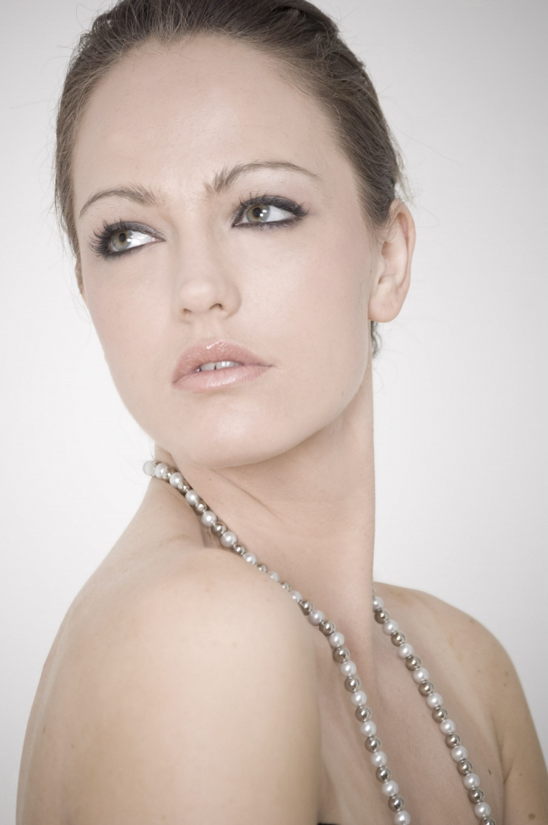 Female model photo shoot of Lareina Slight by Kathy Silke  in Griffith Ave