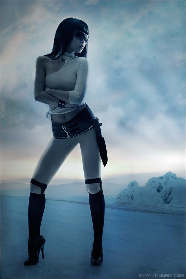 Iceland Dec 19, 2009 Lithium Picnic Ice ice baby!