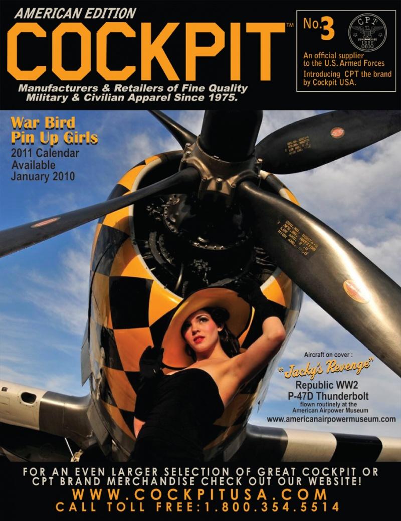 Dec 19, 2009 Christian Kieffer Cockpit USA 2010 Catalog cover - cockpitusa.com, makeup by lil miss Kacie