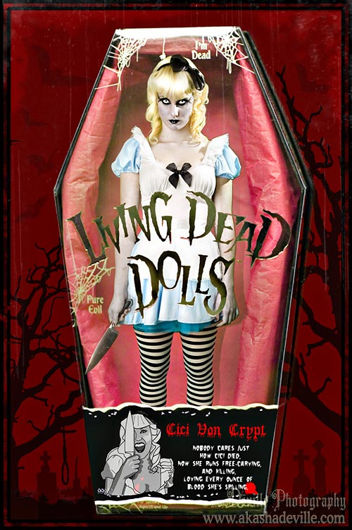 Hell Dec 20, 2009 Deville Photography Living Dead Doll