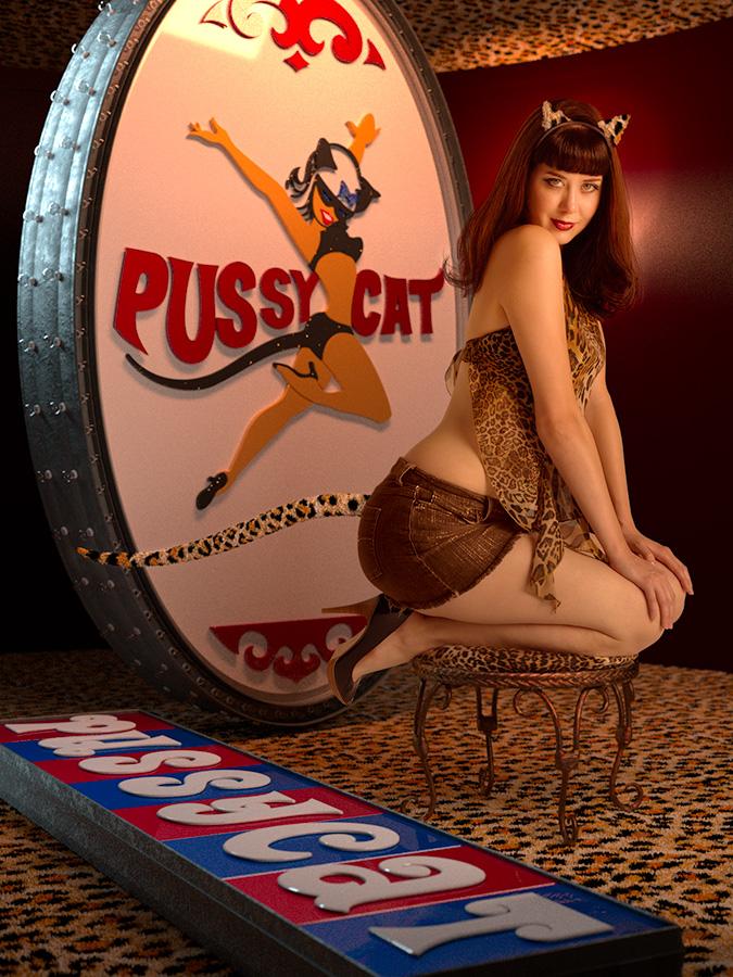 Los Angeles Dec 20, 2009 Joseph Francis Whats New Pussycat?
