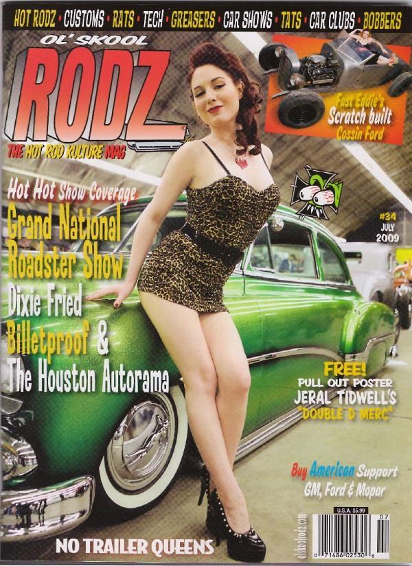 Dec 21, 2009 cover model Angela Ryan