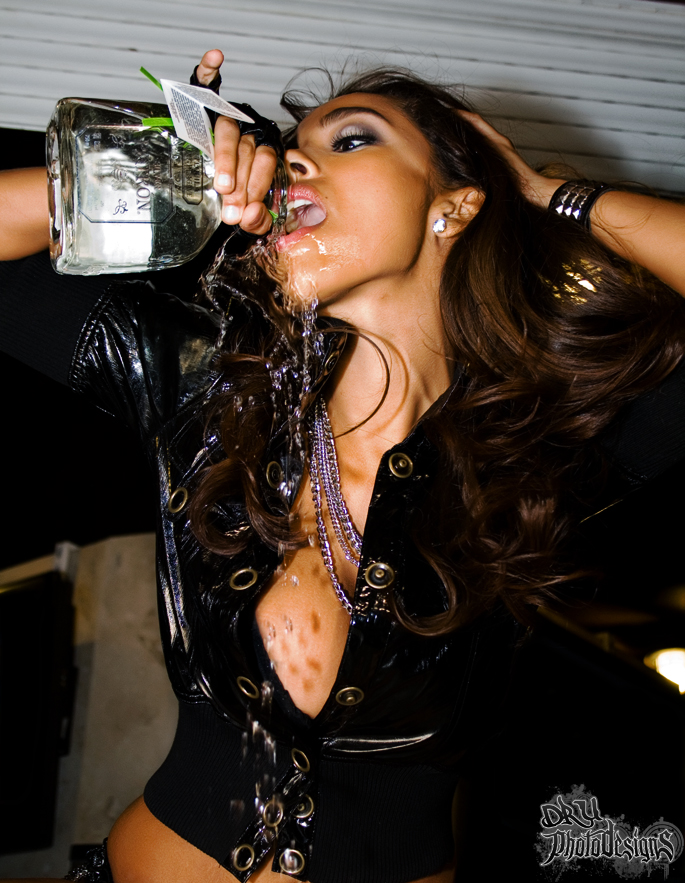 Dec 22, 2009 YES thats REAL PATRON not water