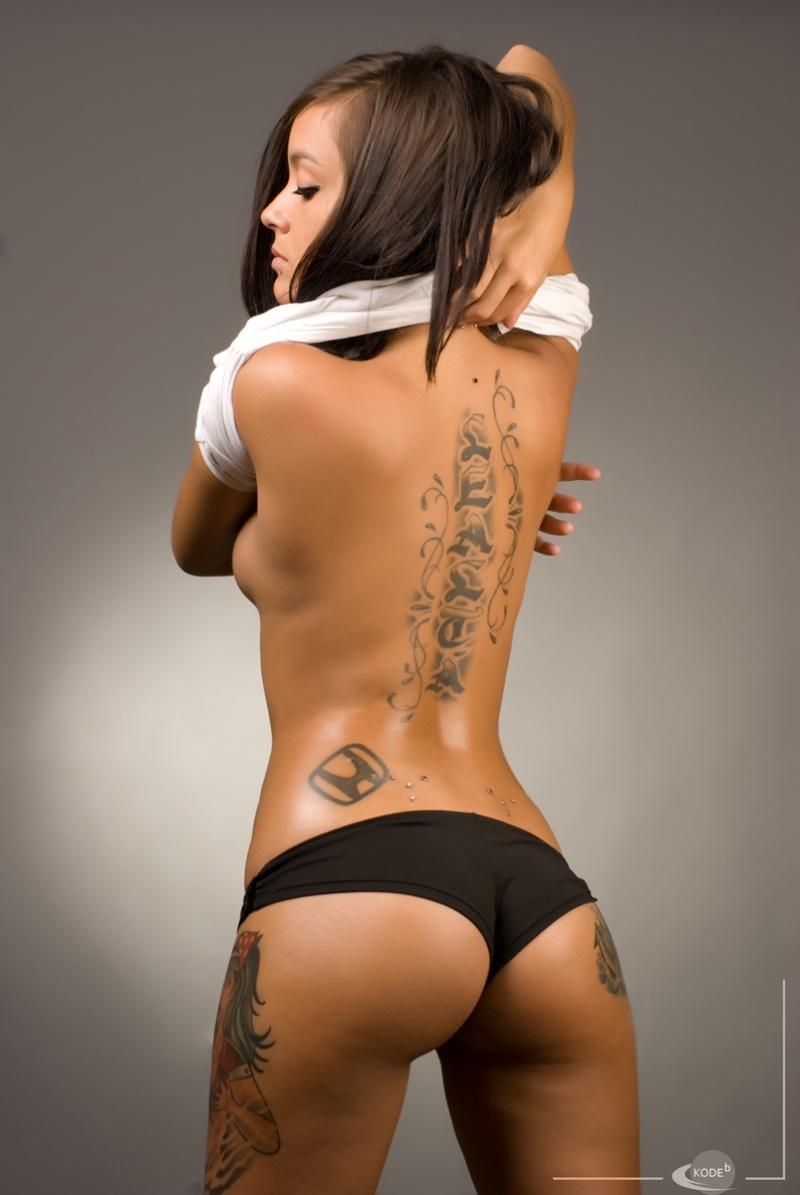 Tempe, AZ Dec 23, 2009 kode b photography Tattoo Experiment
