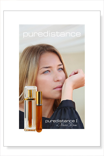 Florence, Italy Dec 24, 2009 Puredistance campaign 2008