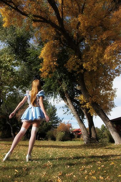 Salt Lake City Dec 24, 2009 Todd Collins Photography Alice in Wonderland