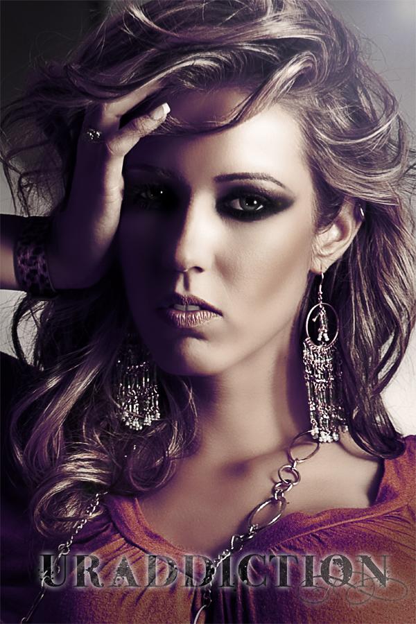 Male and Female model photo shoot of Wright Design75 and UrAddiction