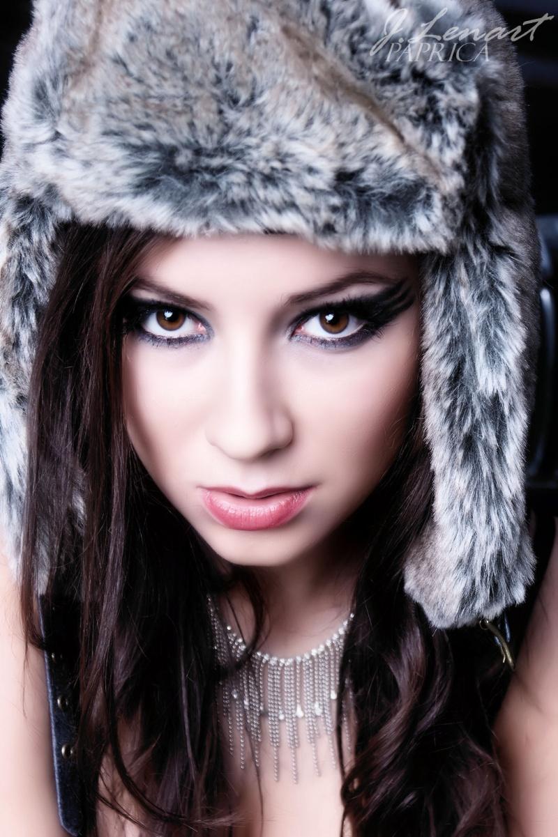 Dec 27, 2009 fot.: Justyna Lenart model: Sandra Meunier