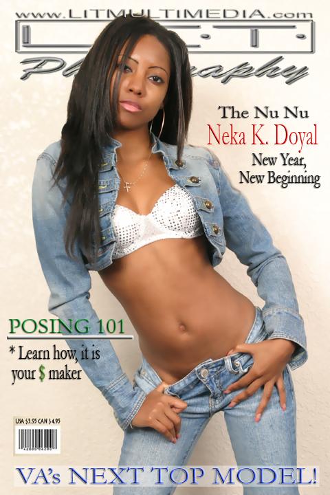 Male and Female model photo shoot of LIT MULTIMEDIA and Neka K Doyal in LIT HEADQUARTERS