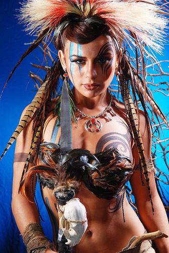 Westlake, CA Dec 27, 2009 Warrior Girl