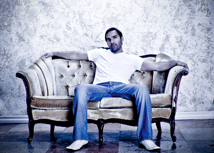 Male model photo shoot of TS Art in West Hollywood studio:  Dream Factory L.A.