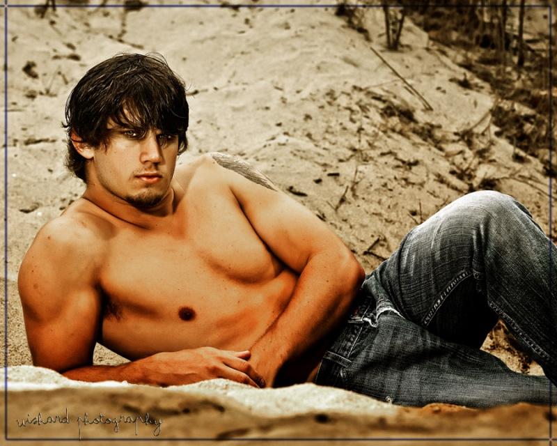 Male model photo shoot of Joshua T in Southern California