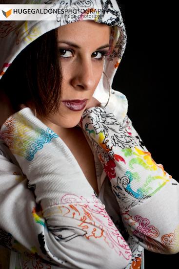 Female model photo shoot of Just-Dance by Huge Galdones, makeup by Miss Rae MUA