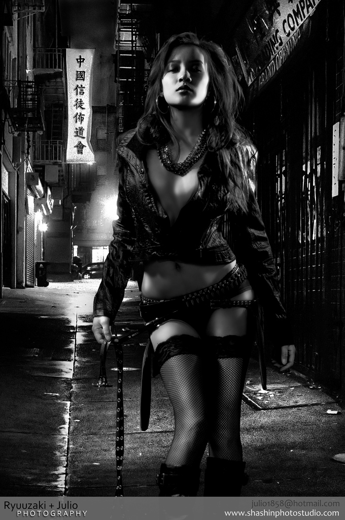 Sin City Dec 29, 2009 Ryuuzaki + Julio Killer Instinct