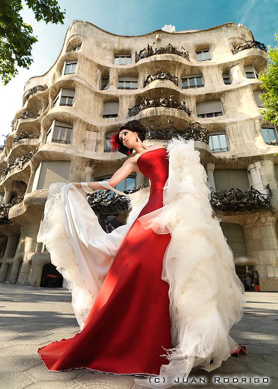La Pedrera - Antoni Gaudi Dec 30, 2009