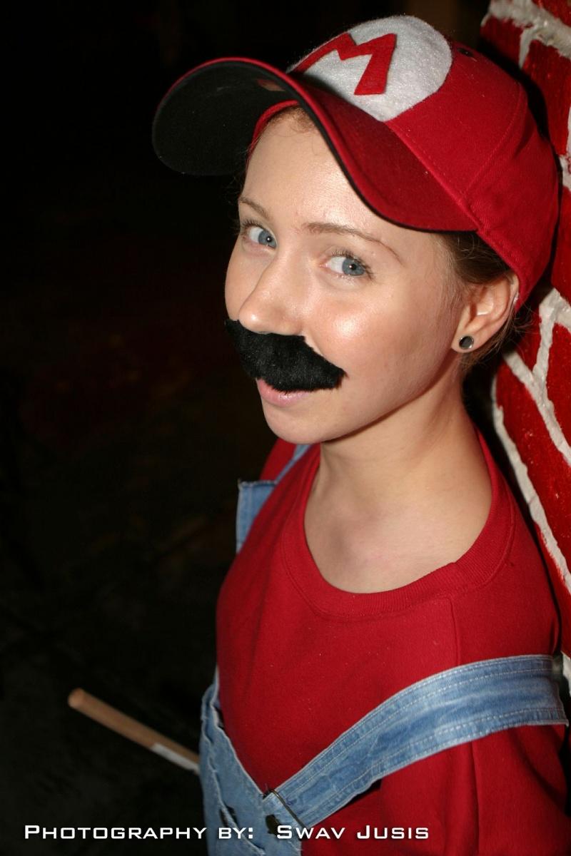 QXTs NJ Dec 30, 2009 Swav Jusis Its-a me! Mario!