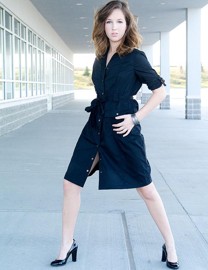 Female model photo shoot of Alison Foley in Omaha NE