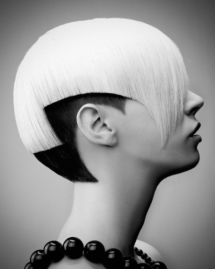 Jan 04, 2010 Jamie Stevens haircut for British Hairdresser of the Year