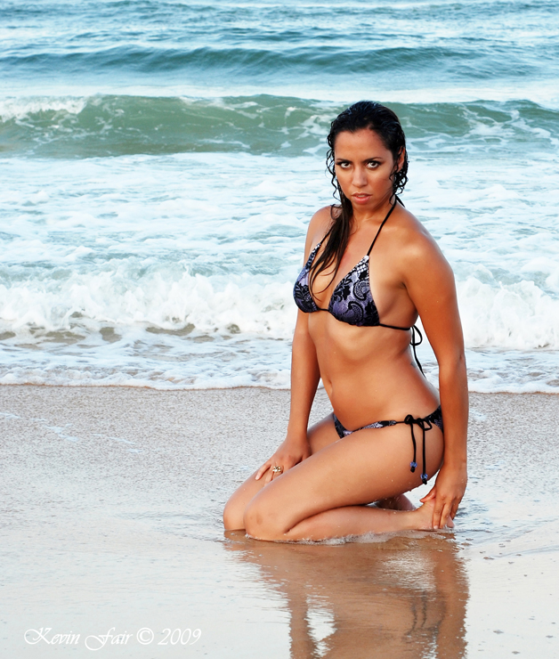Flagler Beach Jan 04, 2010 Kevin Fair Tiffany