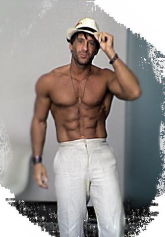 Male model photo shoot of Steven Herman in home