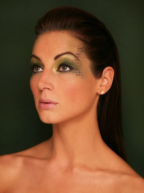 Jan 05, 2010 Model Jennifer, Photo by Adrian Fiebig, Airbrush makeup by Merry