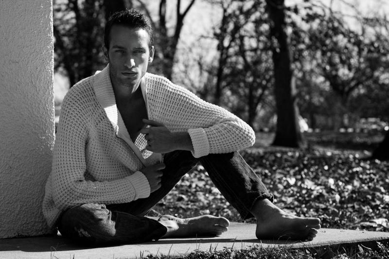 Male model photo shoot of EdwardTs