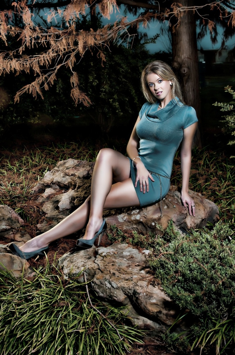 Female model photo shoot of Irina Rus by Larry Dandridge in Oklahoma City