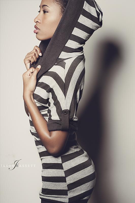 Female model photo shoot of Taasha Renee by Jason Bassett