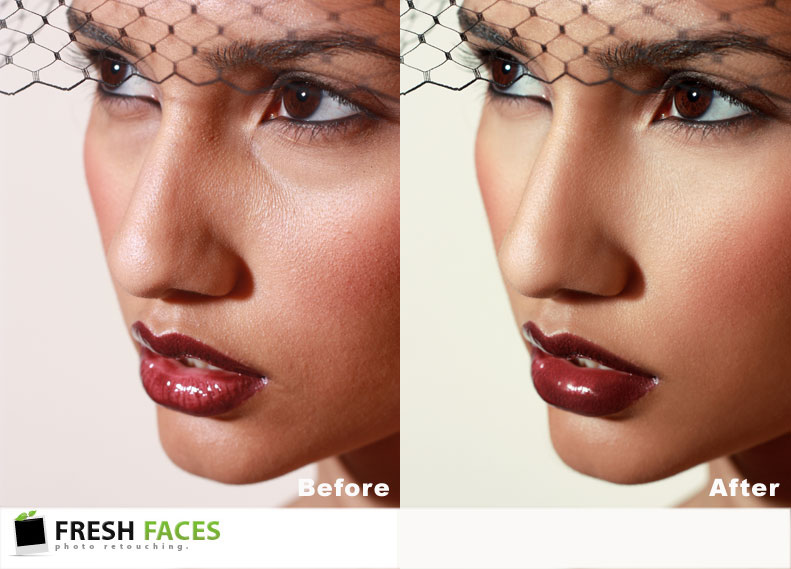 Female model photo shoot of Fresh Faces Retouch