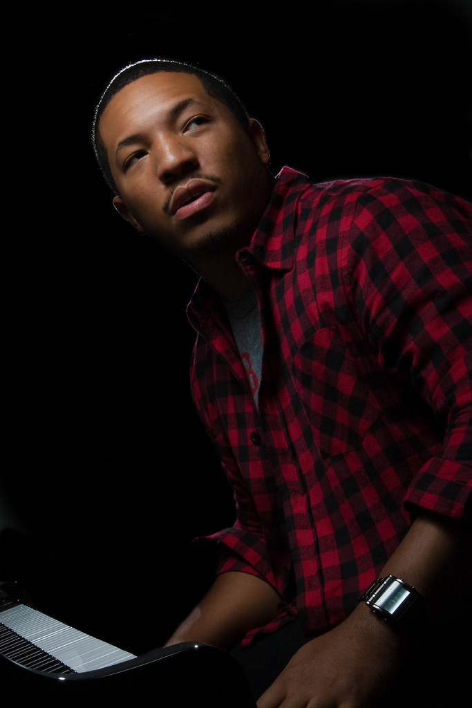 Male model photo shoot of Drew Dawson in Oakland University