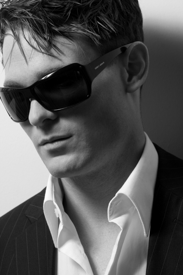 Male model photo shoot of Nico W