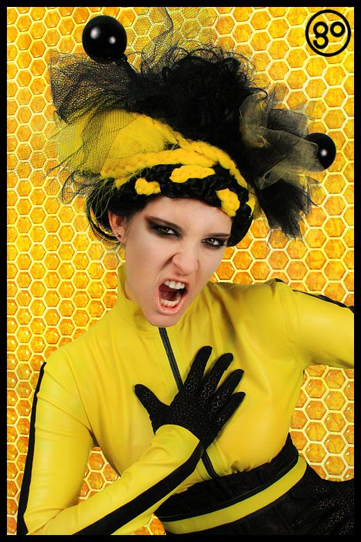 Jan 09, 2010 Killer bee!