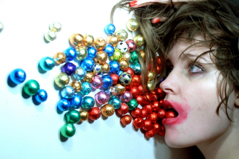 Female model photo shoot of kieran crystalmafia