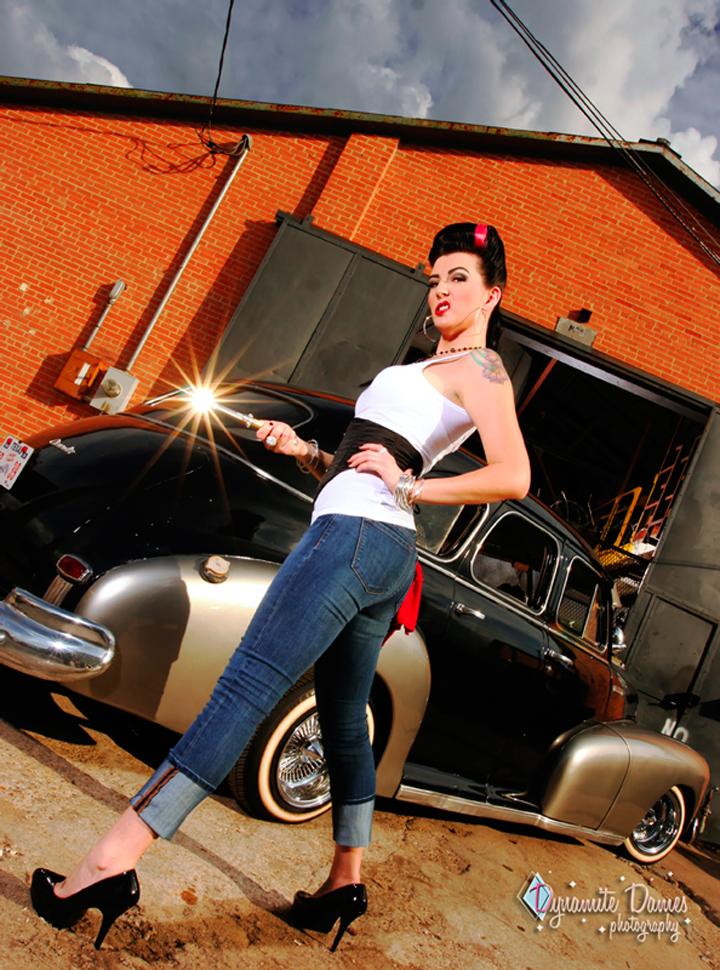 Jan 10, 2010 Model: JJ DeVour MUA: Dynamite Nicky Hair: Vintage Flair