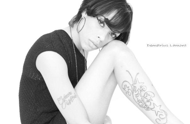 Jan 10, 2010 -Demetrius Lamont- Black & White