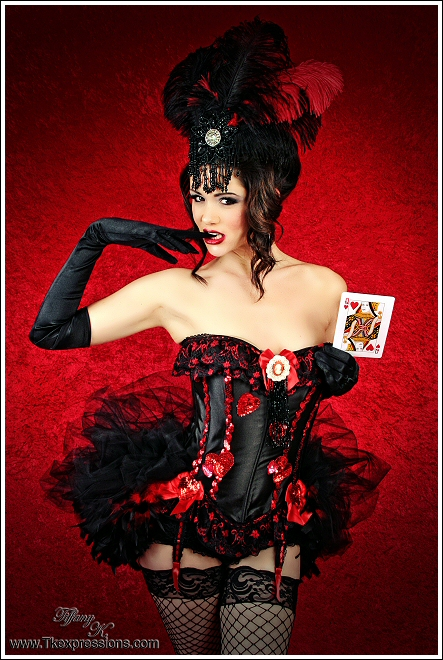 Jan 11, 2010 Tiffany K Expressions 2010 The Queen of Hearts