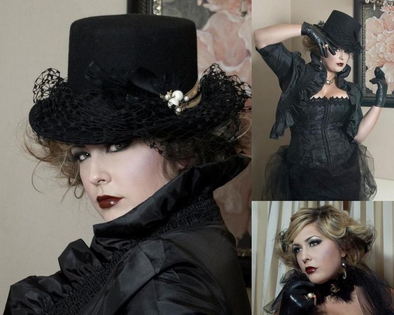 Female model photo shoot of Plus Model Sumer Noelle by MichelleAlexandra in San Jose, CA, makeup by Ming Schipper