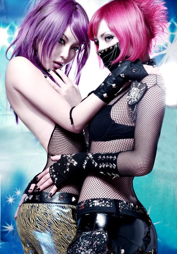 Jan 13, 2010 Co-model: Zina Punx
