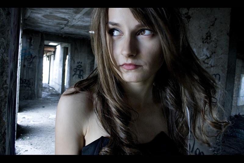 Female model photo shoot of Rossi Ivanova in Sofia, Bulgaria