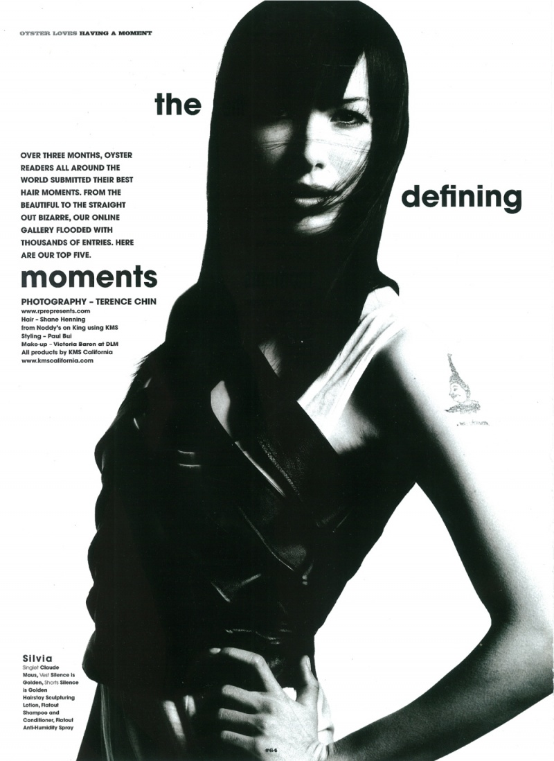 Female model photo shoot of Silvia Grenova in Sydney, NSW